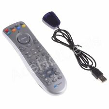USB IR Remote Controller + Mouse Joystick For Raspberry Pi XBMC Home Theater