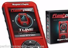 SUPERCHIPS F5 FLASHPAQ 1999-19 FORD CARS / TRUCKS / SUV'S