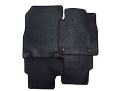 TOYOTA PRIUS (2009-2012) Fully Tailored Car Floor Mats RUBBER HEAVY + 2 Clips