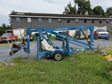 Used Upright Tl38 Towable Man Lift Needs Repair