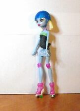 2012 MONSTER HIGH ROLLER MAZE ABBEY BOMINABLE DOLL (Y8349) LOT 11-20-2