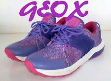 Geox Scarpe donna Nebula | Sneakers viola scuro | D641EG