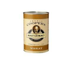 Coopers Malt Extract Wheat - for Home brewing