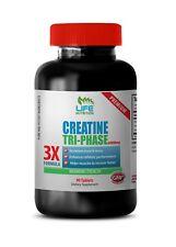 Body Power Xxx Creatine Tri-Phase 3X 5000mg Supplements Super Pills Deal 1B