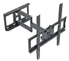 Dual Pivot Tilt And Swivel TV Mounting Bracket (Screen Size 26-55 inch)