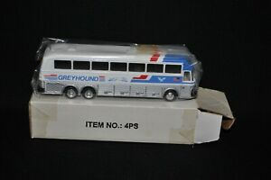 1994 Road Champs Greyhound Die-Cast Eagle Bus 1/87 SCALE