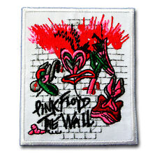 Pink Floyd The Wall Patch Iron On Band Music Rock Punk Badge Emblem Hardcore MC