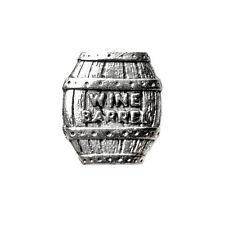 Wine Barrel Lapel Pin