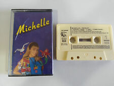 MICHELLE MICHELLE CINTA TAPE CASSETTE 1991 WALT DISNEY RECORDS SPAIN EDITION