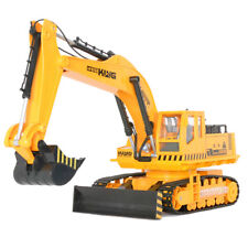 1/18 Remote Control Excavator 14 Channel Full Function RC Truck Toy