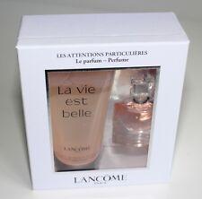 Lancome La Vie Est Belle Eau De Parfum 4ml Mini & Shower GEL 50ml Gift Set