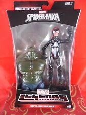 Hasbro Marvel Legends SPIDER-MAN Skyline Sirens BuildAFigure Green Goblin Torso