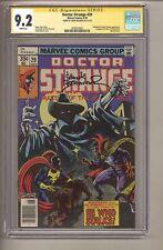 Doctor Strange 29 (CGC Signature Series 9.2) Frank Brunner; Newsstand (c#27684)