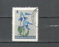 N°1476 - BULGARIA 1967 - MAZZETTA DI 5 FIORI - VEDI FOTO