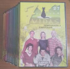 7 vidas temporada 2 Siete Vidas Temporada dos DVD