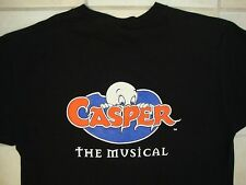 Vintage Casper the Friendly Ghost Musical Theater Play Show T Shirt L