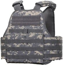 Acu Digital Camouflage Military Tactical Plater Carrier Vest 8932