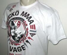 NEW XL ECKO UNLTD MENS T SHIRT Tee White Rhino MMA Short Sleeve X-Large