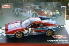 Ferrari 308 GTB #3 Rallye Monte Carlo 1982 Andruet biche 1/43 IXO Altaya Rally
