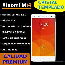 CRISTAL TEMPLADO PROTECTOR DE PANTALLA 0.3MM PARA XIAOMI MI4 VIDRIO 9H 2.5D