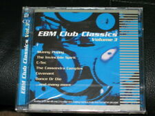 V/A EBM CLUB CLASSICS Vol. 3 Skinny Puppy OOMPH! Dance Or Die KLINIK Pankow 2 CD
