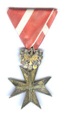 REPUBLIC ORDER OF MERIT TYPE II 1952 KNIGHTS SILVER CROSS (AUSTRIA)
