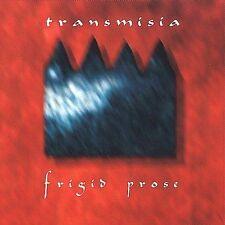Transmisia CD Frigid Prose sealed new Mick Harris Scorn Napalm Death