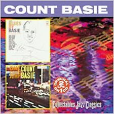 Count Basie BLUES BY BASIE / ONE O'CLOCK JUMP - 2 lps on 1 cd
