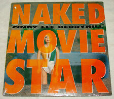 CINDY LEE BERRYHILL ~ NAKED MOVIE STAR ~LP~ NEW**SEALED~RARE WAREHOUSE FIND~1988