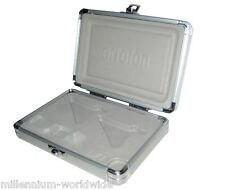 ORTOFON CONCORDE TWIN CARTRIDGE METAL FLIGHT CASE