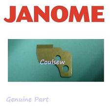 JANOME OVERLOCKER KNIFE/BLADE BOTTOM LOWER 434