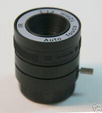 12.0MM CCTV Camera IR Lens CS MOUNT, Auto Focus,NO LED!
