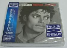 ESSENTIAL MICHAEL JACKSON Japan Blu-Spec 2 best CD sealed NEW thriller BAD oop