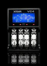 XTAR VC4 4-Bay Charger 18650,26650,20700.