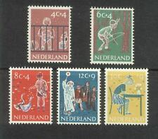 NVPH 731-735: kind 1959 postfris (MNH)