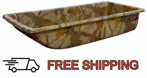 Shappell Camo Jet Sled JS1-ATC Decoy Hauler Hunting Gear Carrier Big Game Pull