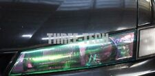 """12""""x36"""" Chameleon Neo Wrap Tint Vinyl Film for Custom Headlight Color Rear Film"""