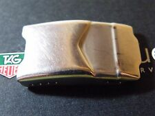 Tag Heuer 18 mm used clasp pieces for repairs