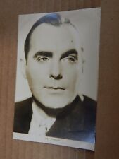 Film Star Postcard Pat O'brien Film Weekly 112. Real Photo unposted
