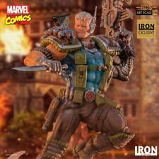 Iron Studios Cable BDS Art Scale 1/10 - CCXP Comic Con BR Exclusive
