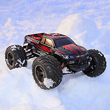 Remote Control Car RC Monster Hobby Truck Waterproof High Speed 2WD Electric