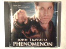 COLONNA SONORA Phenomenon cd OST ERIC CLAPTON GENESIS BRYAN FERRY TAJ MAHAL