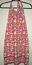 HELEN WANG NEW YORK Lined Halter Dress, Size 2