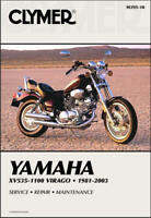 Yamaha XV535 Virago TWSR Front Wheel Bearings 1988-2003