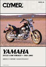 1981-2003 Yamaha Virago XV535 XV750 XV1100 XV 535 750 1100 CLYMER REPAIR MANUAL