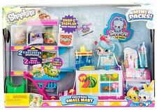 Shopkins Season 10 Mini Pick N Pack Small Mart Shoppie Dolls Mini Market Playset