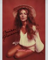 Total babe actress/model/scream queen, Brinke Stevens- signed 8x10 Photo w/COA
