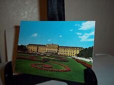 Postcard Wien Schloss Schonbrunn Vienna Austria Schonbrunn Palace