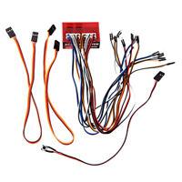 Durable Climbing Car LED Lamp 12LED for 1:10 1:8 RC Crawler Car Accessory