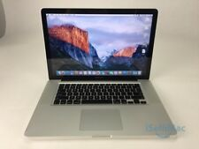 "Apple 2012 MacBook Pro 15"" 2.6GHz I7 750GB 8GB MD104LL/A + B Grade + Warranty!"